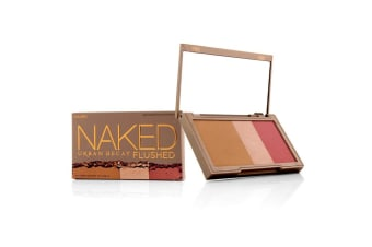 Urban Decay Naked Flushed - Naked (1x Blush  1x Bronzer  1x Highlighter) 14g/0.49oz