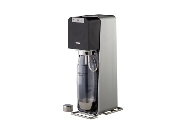 SodaStream Source Power Sparkling Water Maker (Black)
