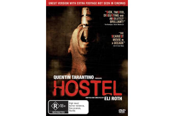 Hostel DVD Region 4