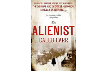 The Alienist - Number 1 in series