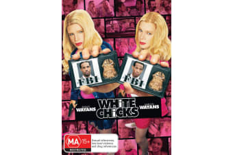 White Chicks DVD Region 4