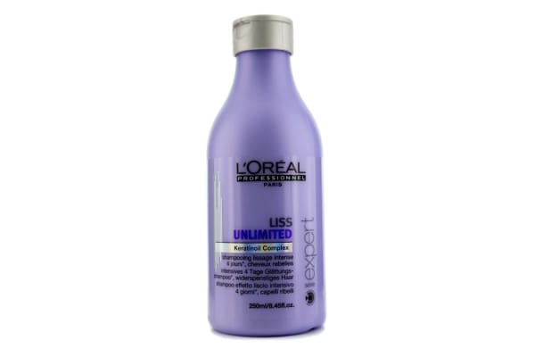 L'Oreal Professionnel Expert Serie - Liss Unlimited Smoothing Shampoo (For Rebellious Hair) (250ml/8.45oz)