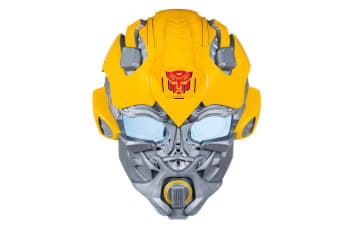 Transformers Bumblebee Voice Changer Mask Stryker Bumblebee