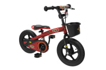 Eurotrike Zipp Bike with Basket - Red