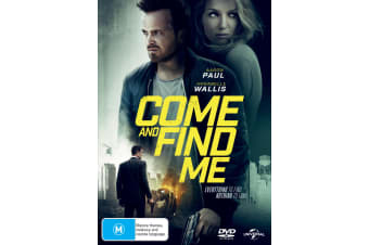 Come and Find Me DVD Region 4