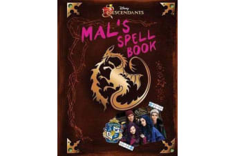 Descendants - Mal's Spell Book