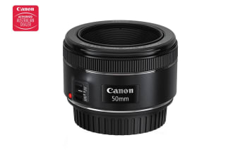 Canon EF 50mm f/1.8 STM, Diameter 49mm to suit Lens Hood ES-68 (EF5018ST)
