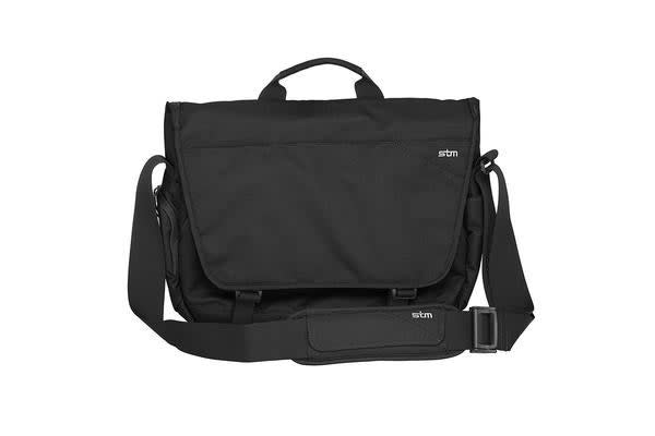 "STM STM-112-117P-01 STM 15"" Velocity Radial Shoulder Bag- Black"