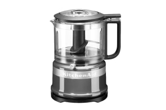 KitchenAid 3.5 Cup Mini Food Processor - Contour Silver