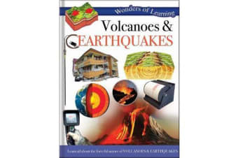 Wonders of Learning - Discover Volcanoes and Earthquakes