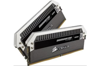 Corsair Dominator Platinum 16GB (2x8GB) DDR4 3000MHz C15 Desktop Gaming Memory