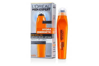 L'Oreal Men Expert Hydra Energetic Roll-on Eyes 10ml/0.33oz