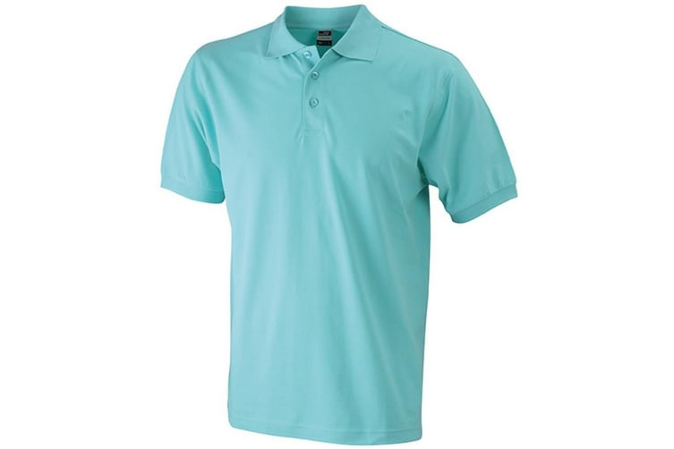James and Nicholson Childrens/Kids Classic Polo (Mint Green) (S)