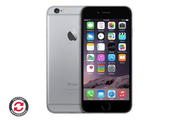 Apple iPhone 6 Refurbished (16GB, Space Grey)
