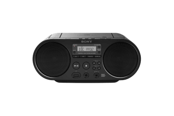 Sony CD Boombox With USB & DAC (ZSPS55B)