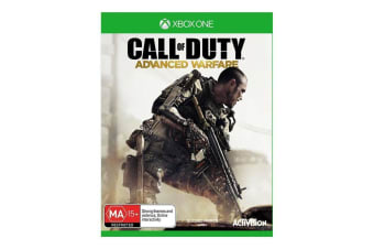 Call Of Duty Advanced Warfare  Xbox One GAME GREAT CONDITION
