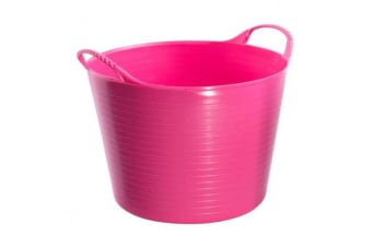 Red Gorilla Flexible Tubtrug (Pink)