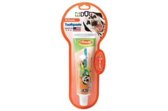 Tube Pet Toothpaste for All Breeds of Dogs (Triple Pet)