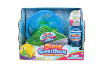 Gazillion Bubble Mill - Blue and Green