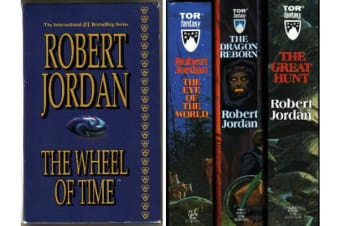 The Wheel of Time, Boxed Set I, Books 1-3 - The Eye of the World, the Great Hunt, the Dragon Reborn