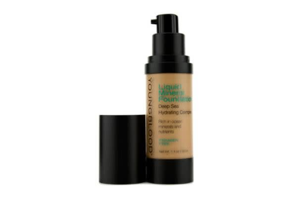 Youngblood Liquid Mineral Foundation - Tahitan Sun (30ml/1oz)
