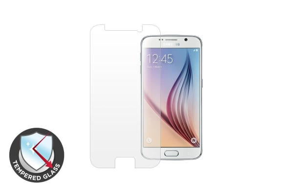Premium Tempered Glass Screen Protector for Galaxy S6