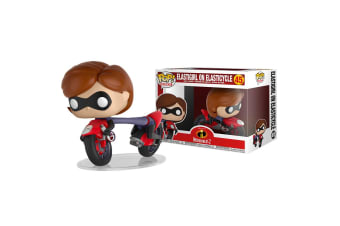 Incredibles 2 Elastigirl on Elasticycle Pop! Ride