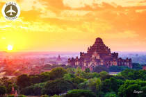 MYANMAR: 9 Day Magical Myanmar Tour Including Flights for Two