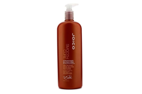 Joico Smooth Cure Conditioner - For Curly/ Frizzy/ Coarse Hair (New Packaging) (500ml/16.9oz)