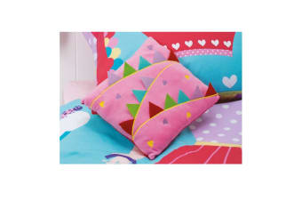 Tabitha Tightrope Square Cushion by Cubby House Kids