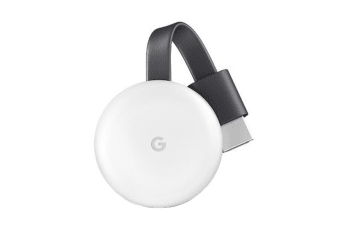Google Chromecast 3 (Chalk) - Australian Model