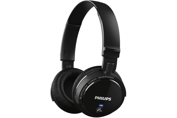 Philips Shb5500 3 0 Bluetooth Wireless Headphones/Headset Mic For Mac Pc  Laptop - Black