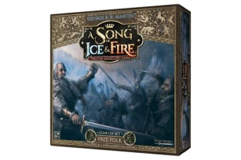 A Song of Ice and Fire TMG - Free Folk Starter Set