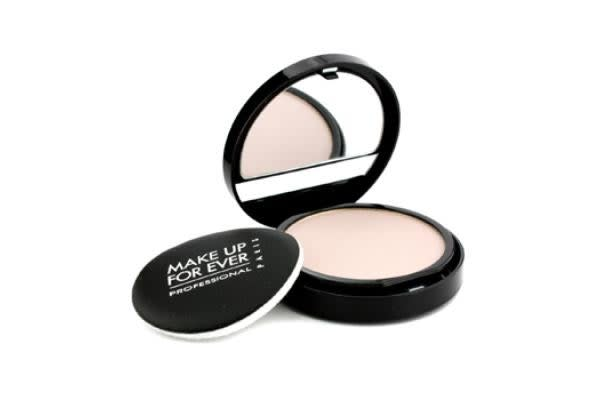 Make Up For Ever Compact Shine On Iridescent Compact Powder - # 4 (Pink Porcelain) (10g/0.35oz)