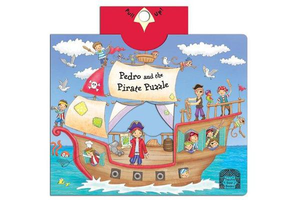 Pedro and the Pirate Puzzle
