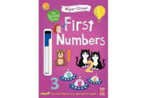 I'm Starting School: First Numbers - Wipe-clean book with pen