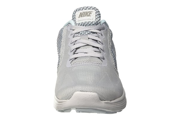 Nike Women's Revolution 3 Shoe (Wolf Grey/White Glacier/Blue, Size 10.5)