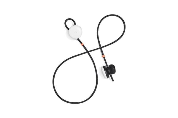 Google Pixel Buds (Clearly White)
