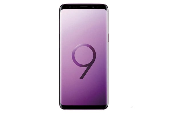 Samsung Galaxy S9 Dual SIM (128GB, Lilac Purple)