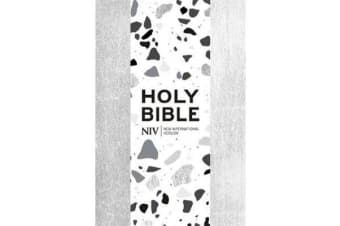 NIV Pocket Silver Soft-tone Bible with Zip
