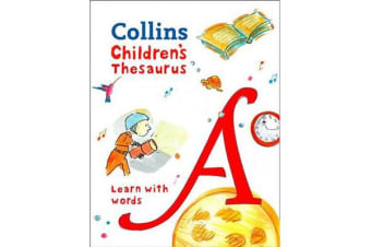 Collins Children's Thesaurus - Learn with Words