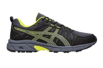 ASICS Men's Gel-Venture 7 Running Shoe (Metropolis/Safety Yellow, Size 10.5 US)