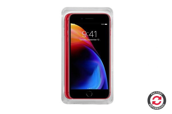 Apple iPhone 8 Refurbished (64GB, RED - Special Edition) - AB Grade