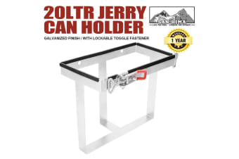ATEM POWER 20 Liter Jerry Can Holder Trailer Caravan Camper Trailer Part GAL 20Ltr