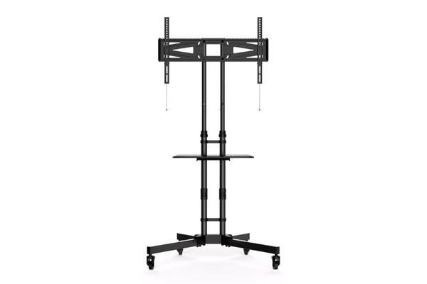"""Loctek PSF321 Mobile TV Cart For 32""""-65"""" Wheeled Mount Stand with Self-Locking   Vesa 200x200 to"""