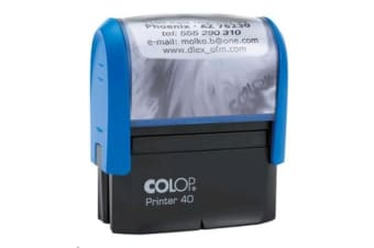 Colop Stamp Printer 30 Diy Set 18x47mm
