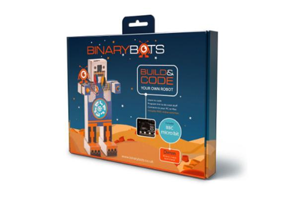 BinaryBots Education STEM Binary Bots Dimm Bundle Teach Computing and STEM with BinaryBots Comes