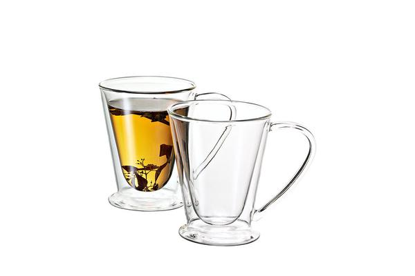 Avanti Hero Twin Wall Glass 250ml Set of 2