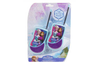 Disney Frozen Kids Walkie Talkie 5yr+