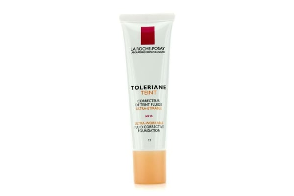 La Roche Posay Toleriane Teint Fluid Corrective Foundation SPF 25 - 11 Light Beige 30ml/1oz